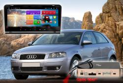 Автомагнитола Redpower 31049 IPS DSP Audi A3 (2003-2011) Android 7